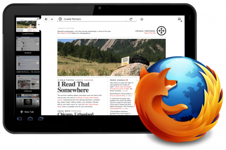 Firefox for Androids is now available