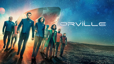 The Orville Drinking Game