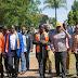 #NASAInKakamega. ODM delegates in Kakamega meet with NASA flag bearer Raila Odinga in a closed door meeting.