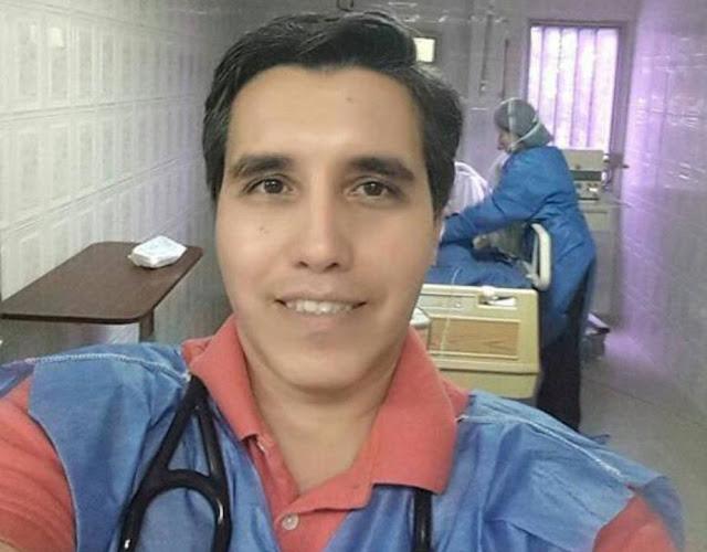 Hombre asesinado por su hijo por la herencia era un conocido cardiólogo