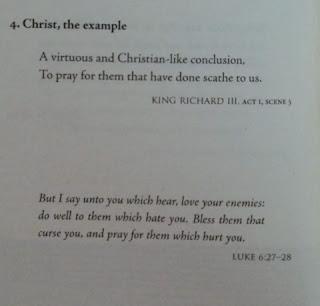 Holy Shakespeare  sample 3