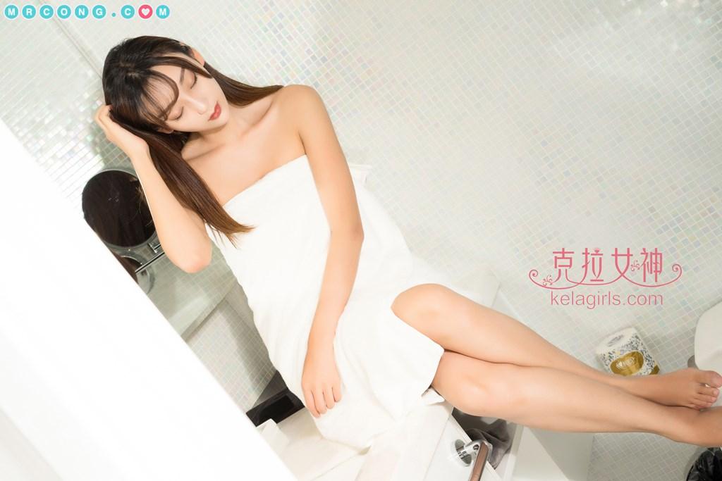 Image KelaGirls-2017-10-16-Shuang-Er-MrCong.com-019 in post KelaGirls 2017-10-16: Người mẫu Shuang Er (爽儿) (24 ảnh)