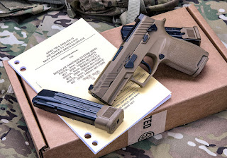 Pistol M18