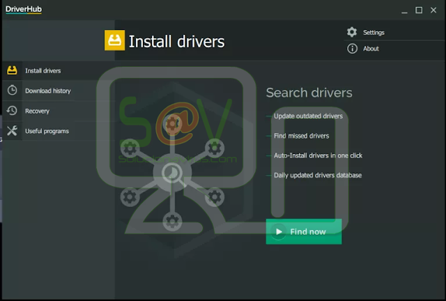 DriverHub (Falso optimizador)