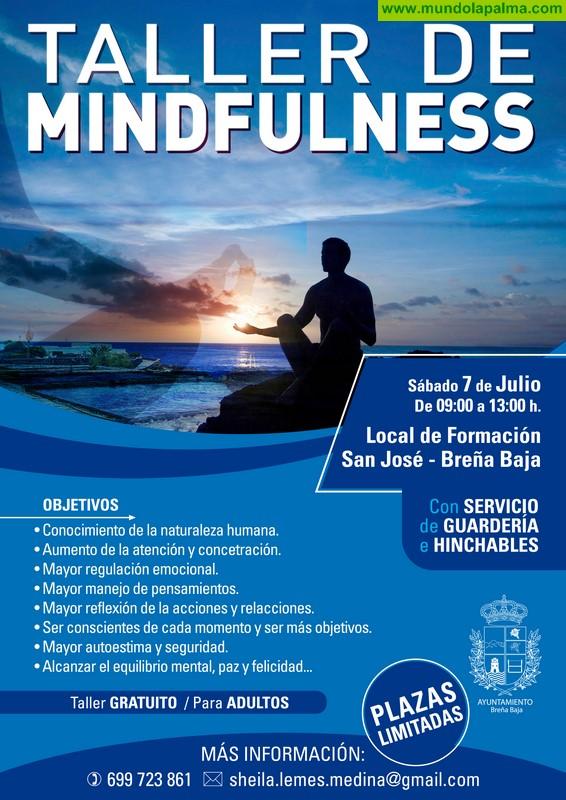 BREÑA BAJA: Nuevo Taller de Mindfulness