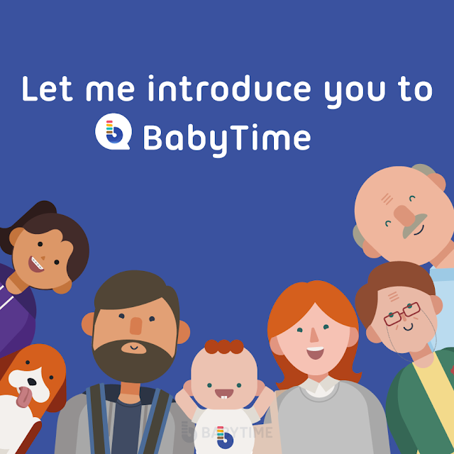 New Parent Needs - The BabyTime App!