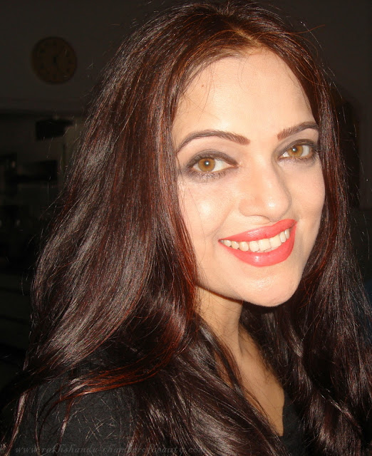 Smokey Eyes and Nude lips? Not always| FOTD, Face of the day, makeup look, Indian beauty blogger, Chamber of Beauty