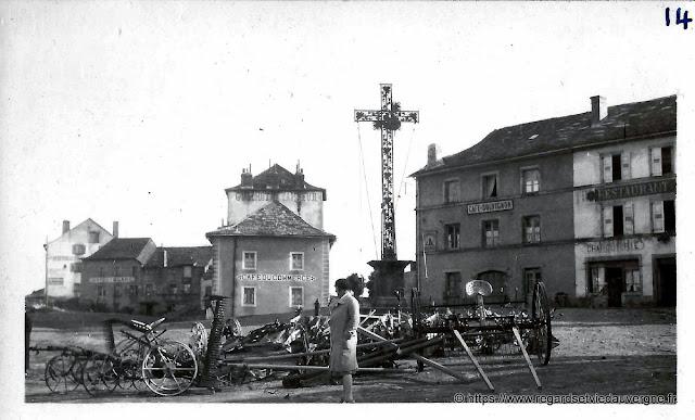 Fay-le-Froid, 1930, Haute-Loire.