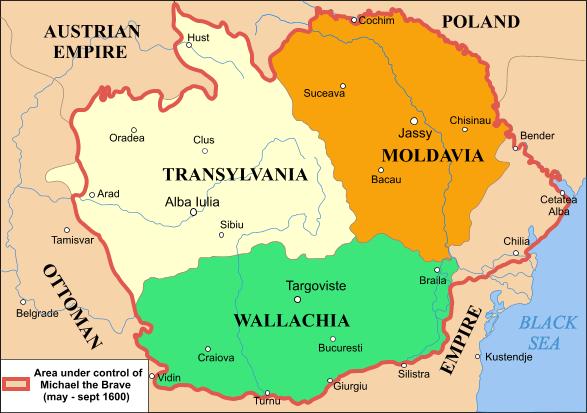 Where is Transylvania, Romania?