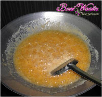 Resepi Cornflakes Madu Rangup & Sedap. Cara buat konflake madu best lemak berkrim butter