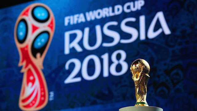 Menanti Kehadiran Piala Dunia 2018