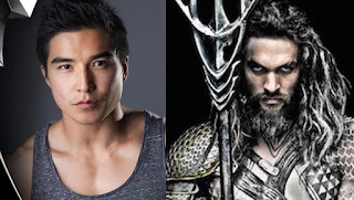 aquaman: un actor de power rangers se une a la pelicula