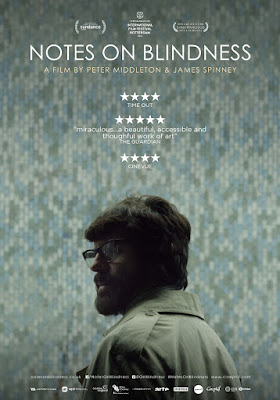 Notes on Blindness Poster