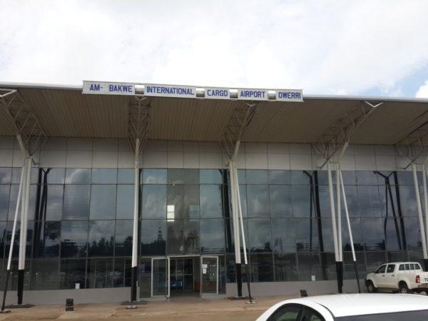 Sam Mbakwe Airport, Owerri