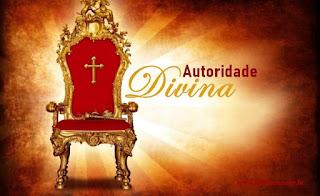Submetendo-se à Autoridade Divina