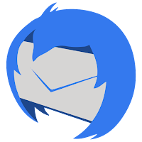 platform application for managing email and news feeds Mozilla Thunderbird 60.3.2