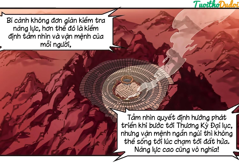 Phong Khởi Thương Lam Chapter 429 - Trang 6