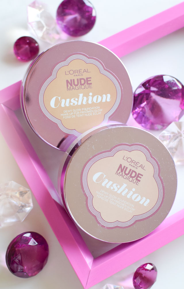 L'Oréal Cushion Make Up Review und Swatches