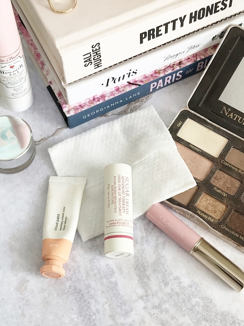 How to Spring Clean your Makeup Collection The Right Way