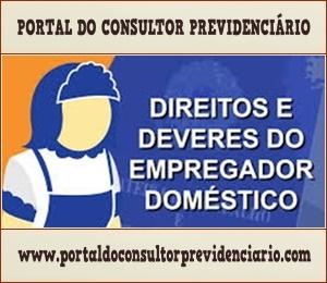 Empregador doméstico recolhe INSS da empregada em licença maternidade.