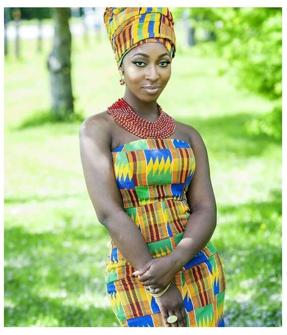 25 Latest Ankara Styles 2018 For Ghanaian Ladies Fashion