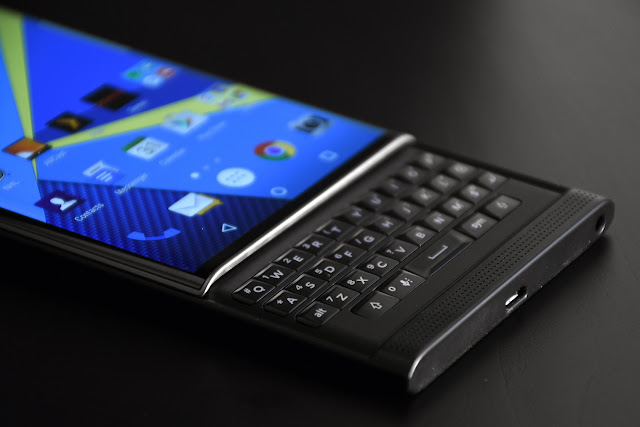 BlackBerry Android Phones