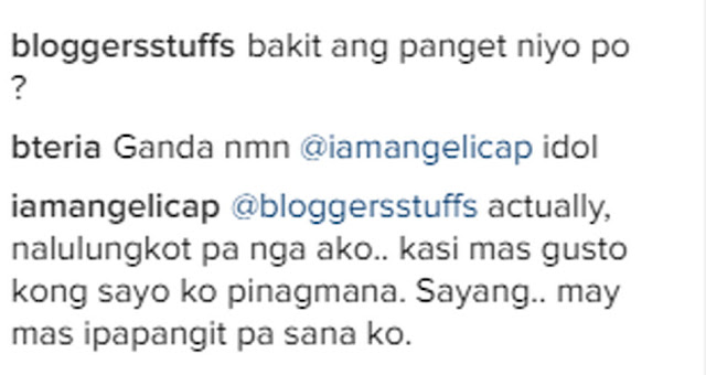 asher Called Angelica Panganiban 'Pangit' - Her Reply Is Amazing! MUST READ!