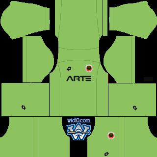 Gençlerbirliği dls fts forma süperlig logo dream league soccer