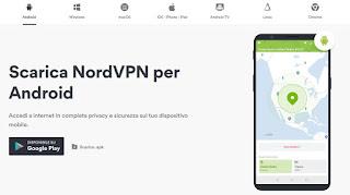 Servizio VPN