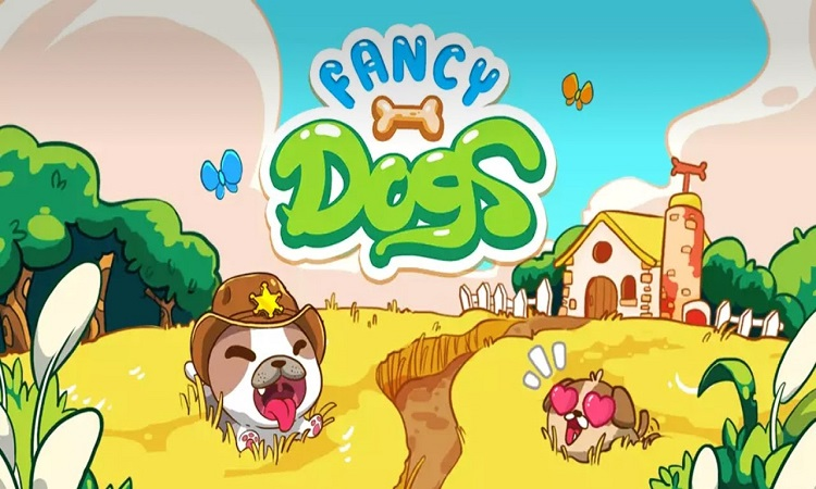Fancy Dogs - Puzzle & Puppies