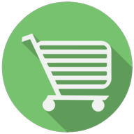 cart colorful icon