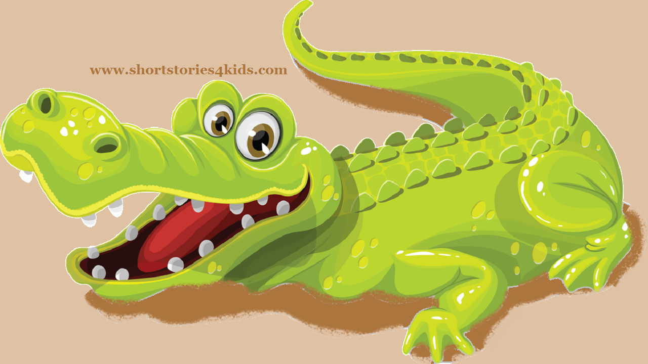 short essay on crocodile for kids The main difference is that a crocodile has a narrow snout that comes to a point at the tip, and the fourth lower tooth is always visible even when the crocodile's mouth is closed an alligator, on the other hand, has a broad, blunt snout.