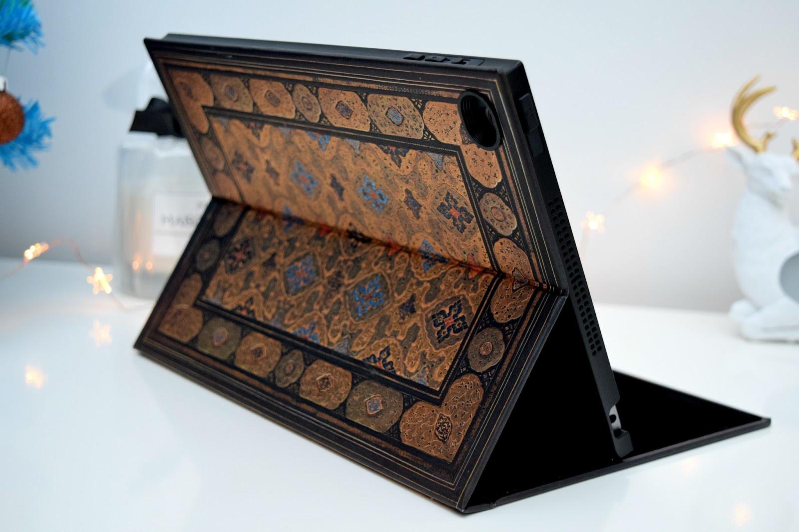 exchange tablet jacket shiraz paperblanks