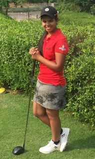 Mawana Sugars associates with Golfer Vani Kapoor