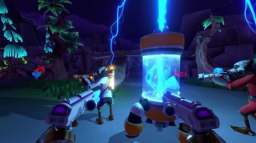 Aftercharge Review, Gameplay & Release Date