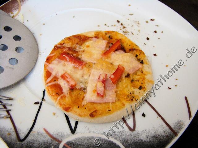Pizzaofen Pizza Fiesta