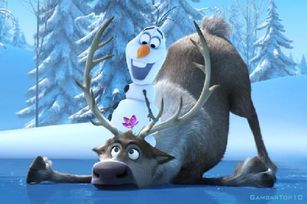 Olaf dan Sven