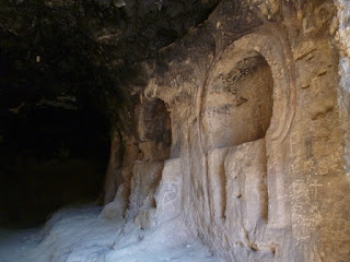 Interior. Cueva de los siete altares