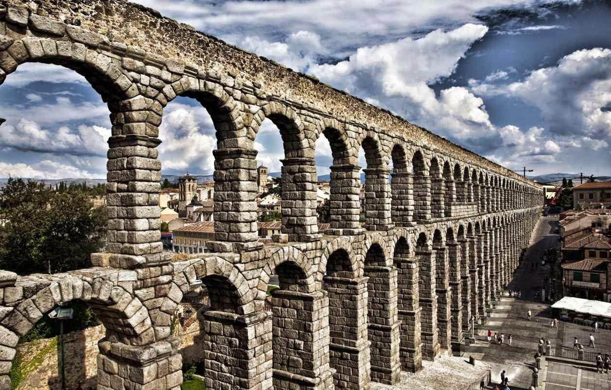 Servidumbre de agua en el Derecho romano
