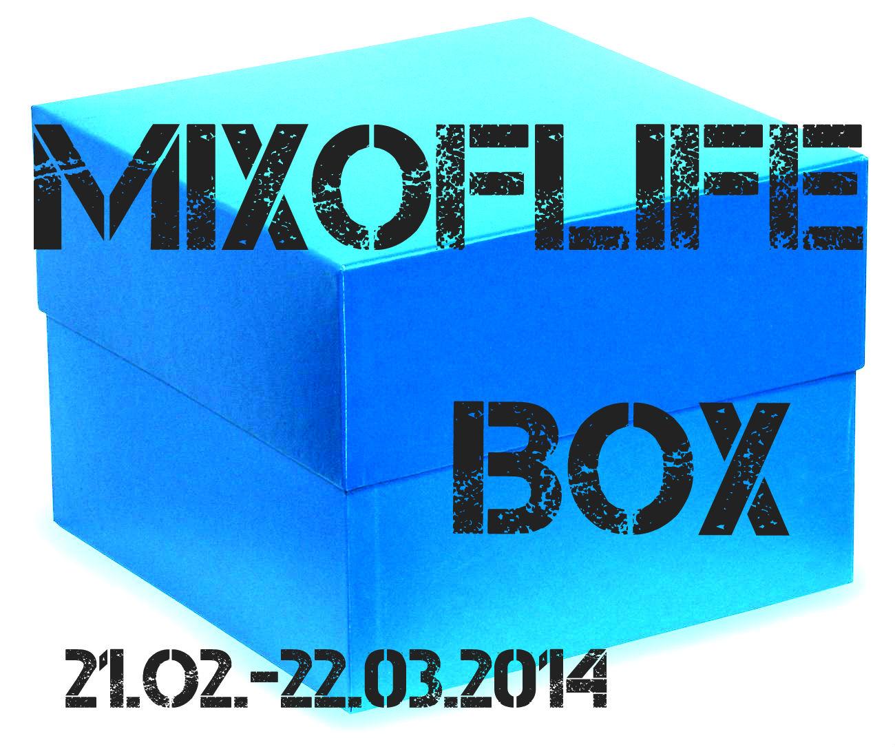 MIXOFLIFE BOX, czyli paka w ciemno do wygrania