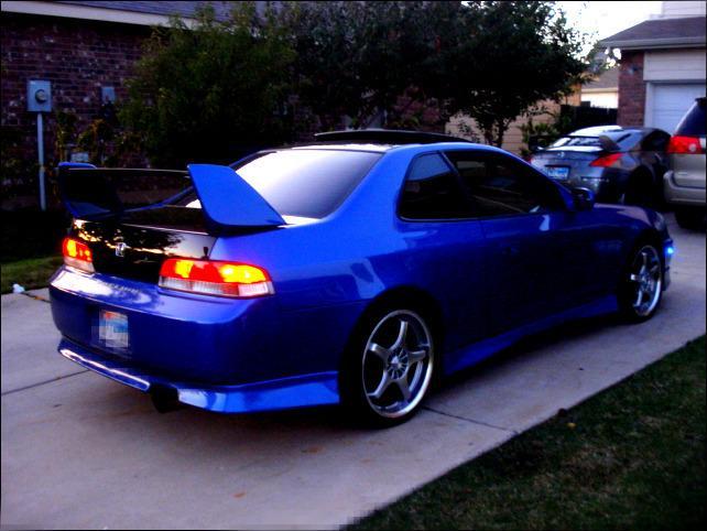 2001 Honda Civic Transmission >> Honda Prelude | Car Models
