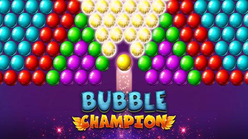 Bubble Champion game hp gratis