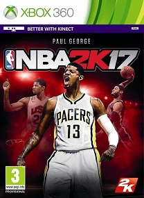 NBA 2K17 XBOX360-COMPLEX