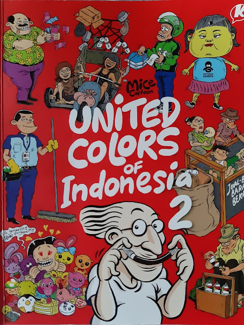 Buku United Colors of Indonesia 2
