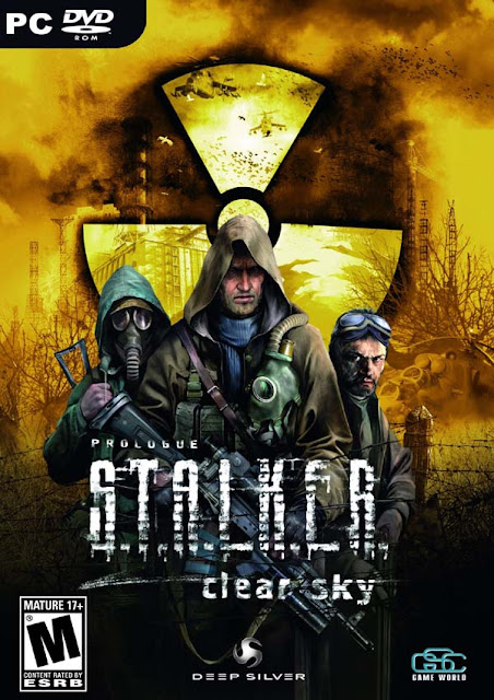 Stalker 2 Clear Sky Download Cover Free Game