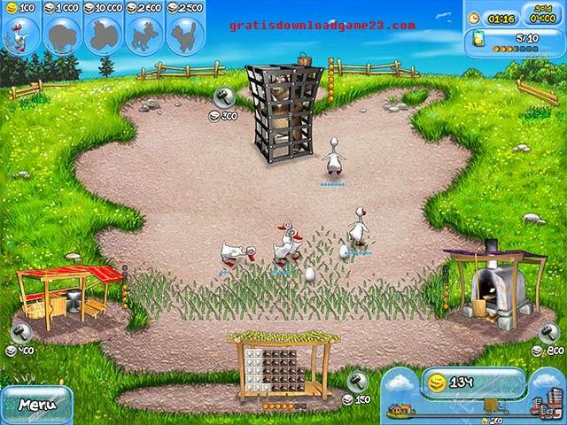 Farm Frenzy - Beternak Dalam PC