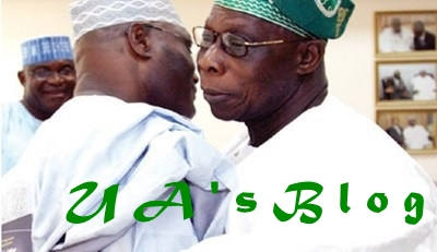 SHOCKER: Atiku 'saved Obasanjo from near bankruptcy' before 1999