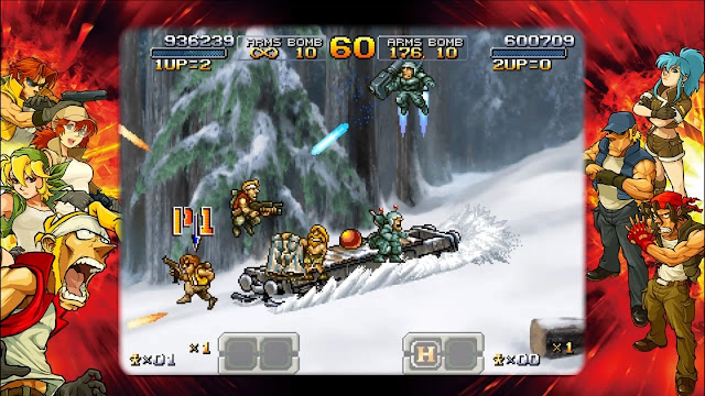 METAL SLUG XX PC Full imagenes