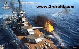 افضل ألعاب الأسطول البحرى لهواتف اندرويد World of Warships Blitz