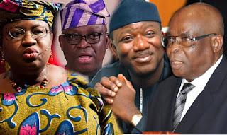 News: ICYMI - CJN, Okonjo-Iweala, Fayemi, Fayose, others under probe – EFCC